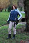 Jill Valentine RE: Umbrella Chronicles cosplay IV by Rejiclad