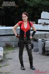 Ellie Langford Dead Space 3 cosplay IX