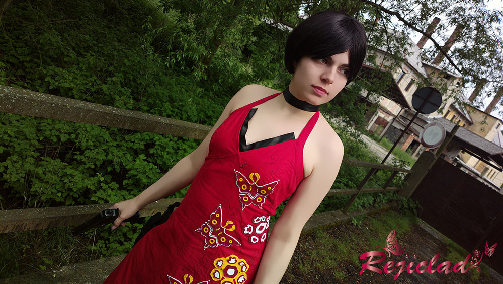 Ada Wong Biohazard 4 The Mercenaries cosplay VIII by