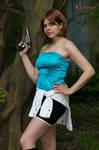 Jill Valentine RE3 Nemesis cosplay I