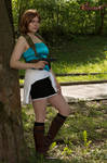 Jill Valentine RE3 Nemesis cosplay III