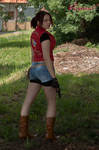 Claire Redfield RE Darkside Chronicles Basic I by Rejiclad