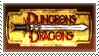 Dungeons and Dragons Stamp by Maksn