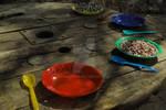 La mesa de Quetzalcoatl