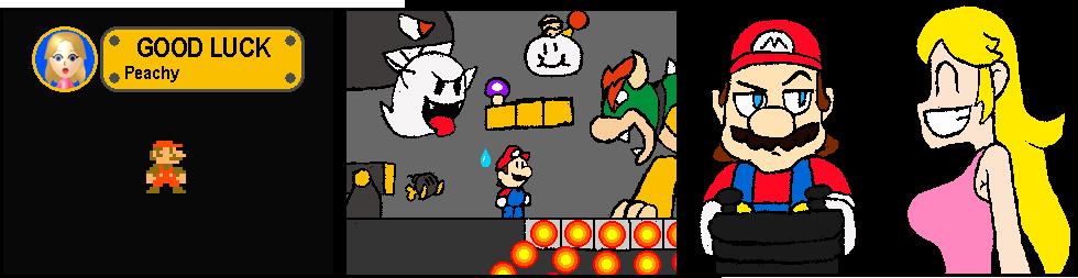 Squishy Super Mario Maker : BONUS Comix: Super Mario Maker by Bloodsoft on DeviantArt