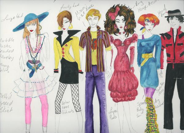 1980s Clothes