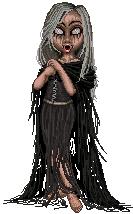 Darling Ghoul by Cherieosaurus