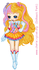 Lady Lovley Locks Sailor Scout by Cherieosaurus