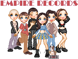 Empire Records by Cherieosaurus