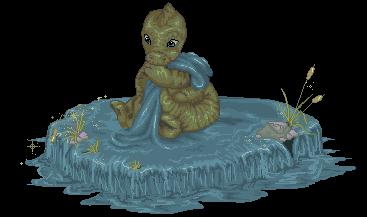 Baby Dino by Cherieosaurus