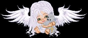 Angel Baby by Cherieosaurus