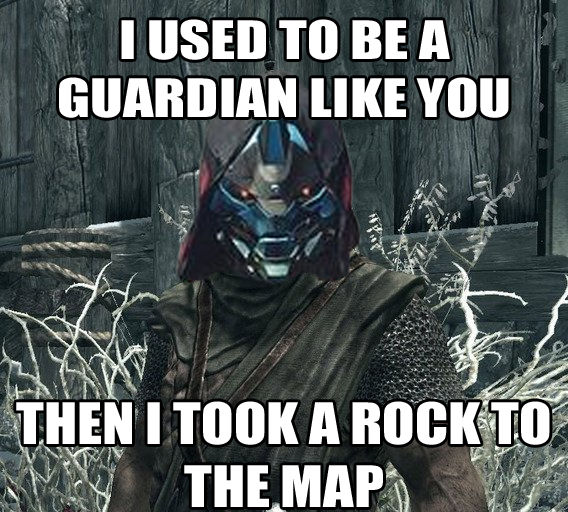 The truth about Cayde 6