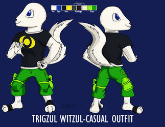 Trigzul Reference Sheet by FrxPlanner