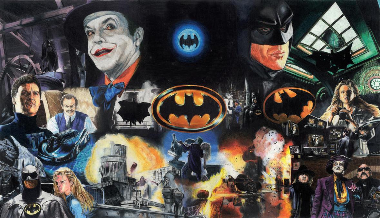 Batman the Movie 1989 by theGuid211