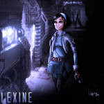 Dead Space: Extraction Lexine