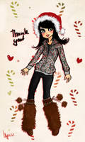 Thank you by Ainiwaffles
