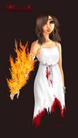 Resident Evil Manuela by Ainiwaffles