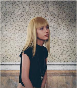 Illyana Portrait