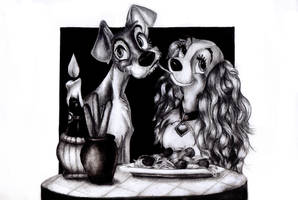 Lady and the Tramp by GinnyWeasley-13