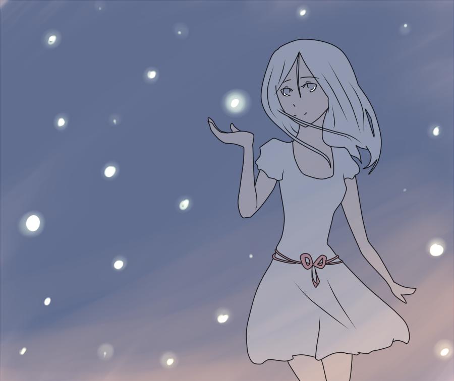 MIRIAM Art MIRIM___Fireflies_by_MishaRoute