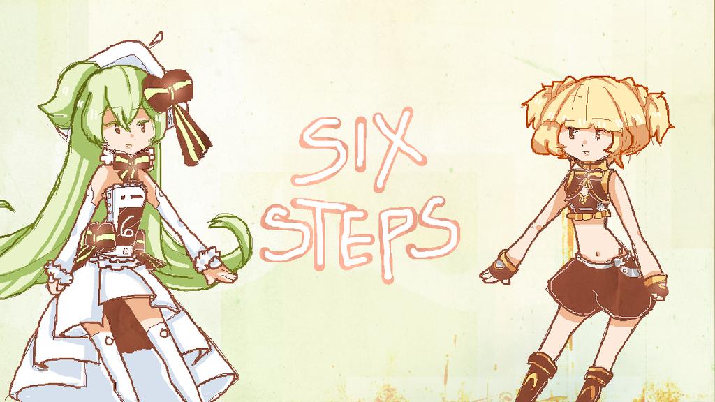 UTAU - Six Steps by MishaRoute