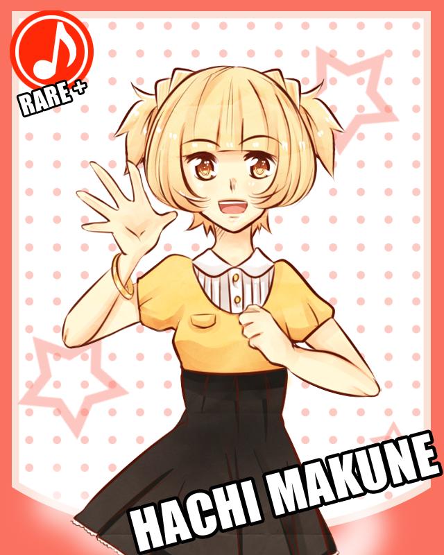 UtAUMASTER - Makune Hachi by MishaRoute