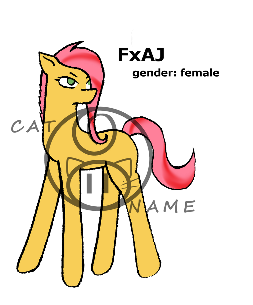 Flatter Apple by catname