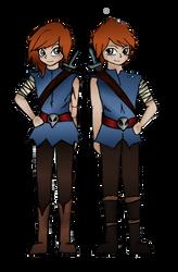 Alisa and Alias