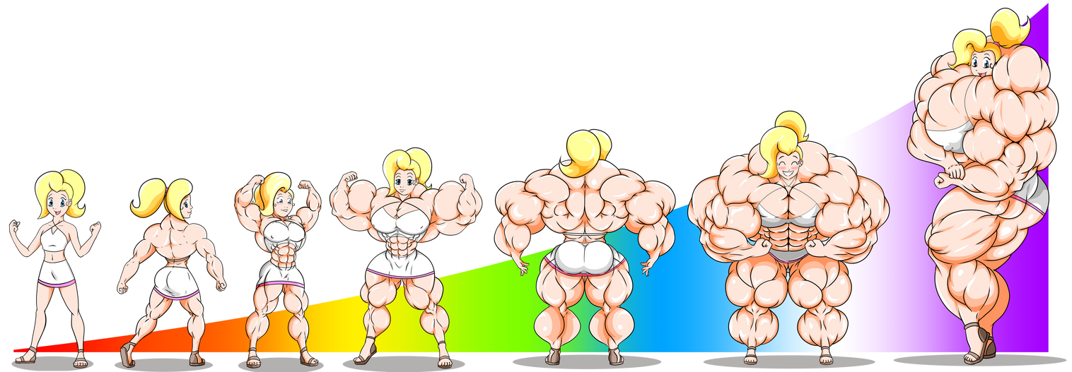 Amy Growth Sequence By Bioshin26 On DeviantArt