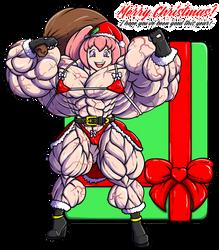 Yani Claus Is coming to Town! by Bioshin26