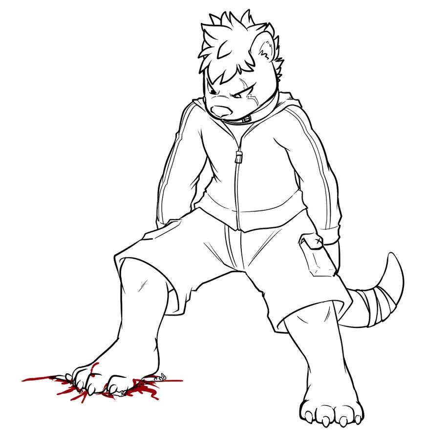 Overbearing Otter Obliterates Oneki by c0nker