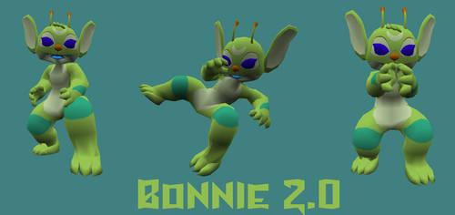 TS Bonnie 2.0 by c0nker
