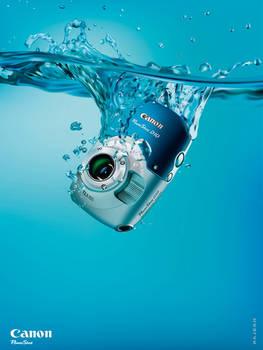 Canon Camera Illustration