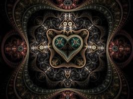 Julia's Heart 2 by SenshiBR