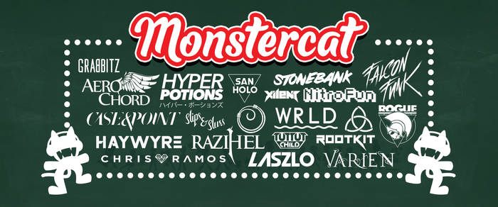 Monstercat Artistlogo