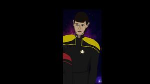 Lt. Commander Tonax