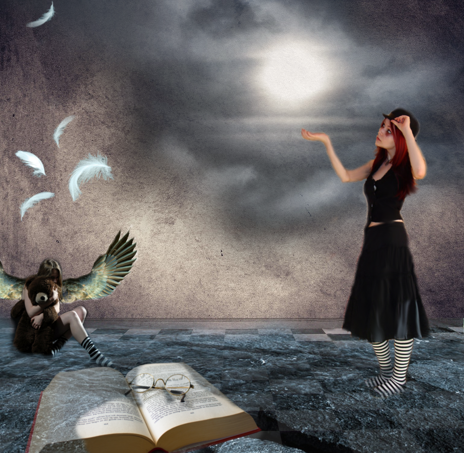 The Angels and The Book