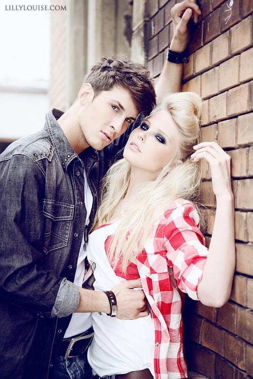 Dominik + Sandy II by MissHeroin