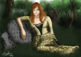runen by angelrose112