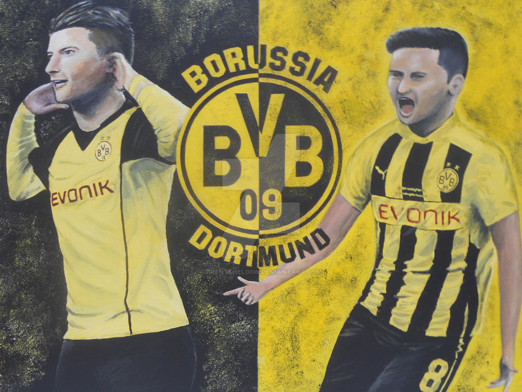 Ilkay Gundogan Wallpaper Marco Reus and ...
