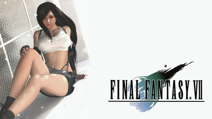 Tifa Wallpaper By Yukhei