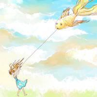 Catch a fish by foolM00N