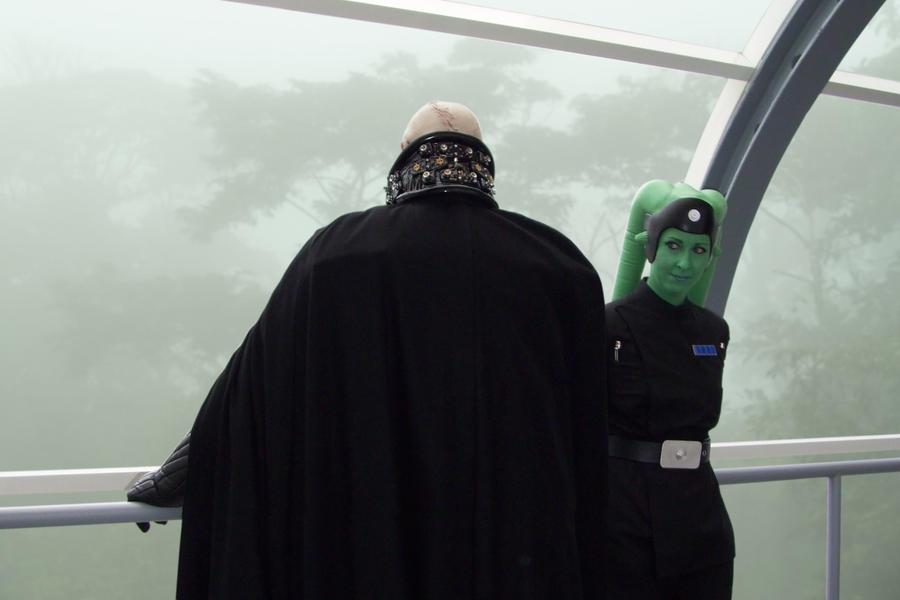 A foggy day on Endor ... by Tlana-Isimi