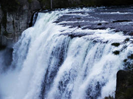 Waterfall 3 by Ladydragontl-Stock
