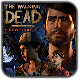 Walkind Dead 3: New Frontier by PirateMartin
