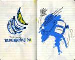 Bluenanas