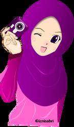 muslimah photographer by nur92