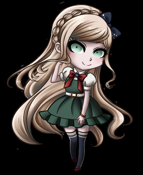 Sonia Nevermind chibi by Koinu-Yukina on DeviantArt
