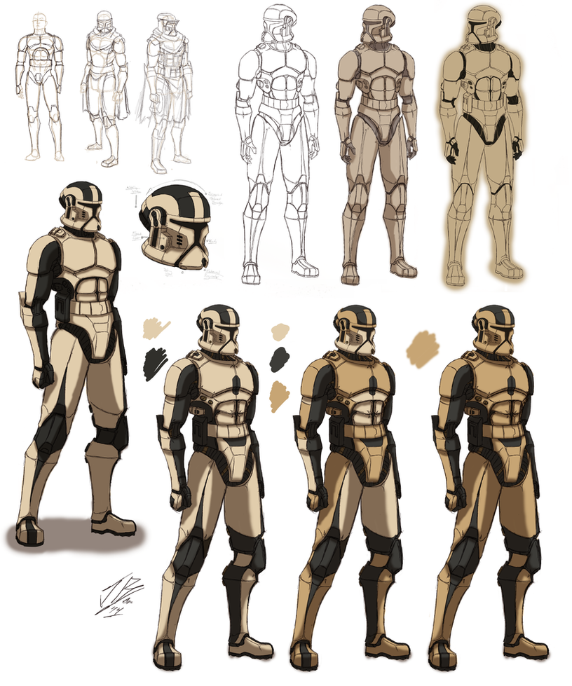 Sentinel (Just) Armor Design by Space-Out-Scout