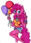 Pinkie Pie- Anthro